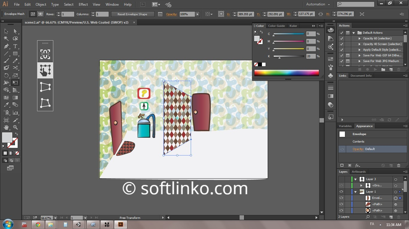Adobe Illustrator Portable cc
