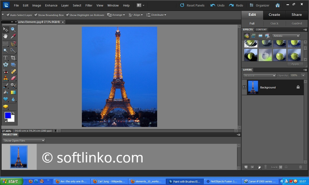photoshop elements download free