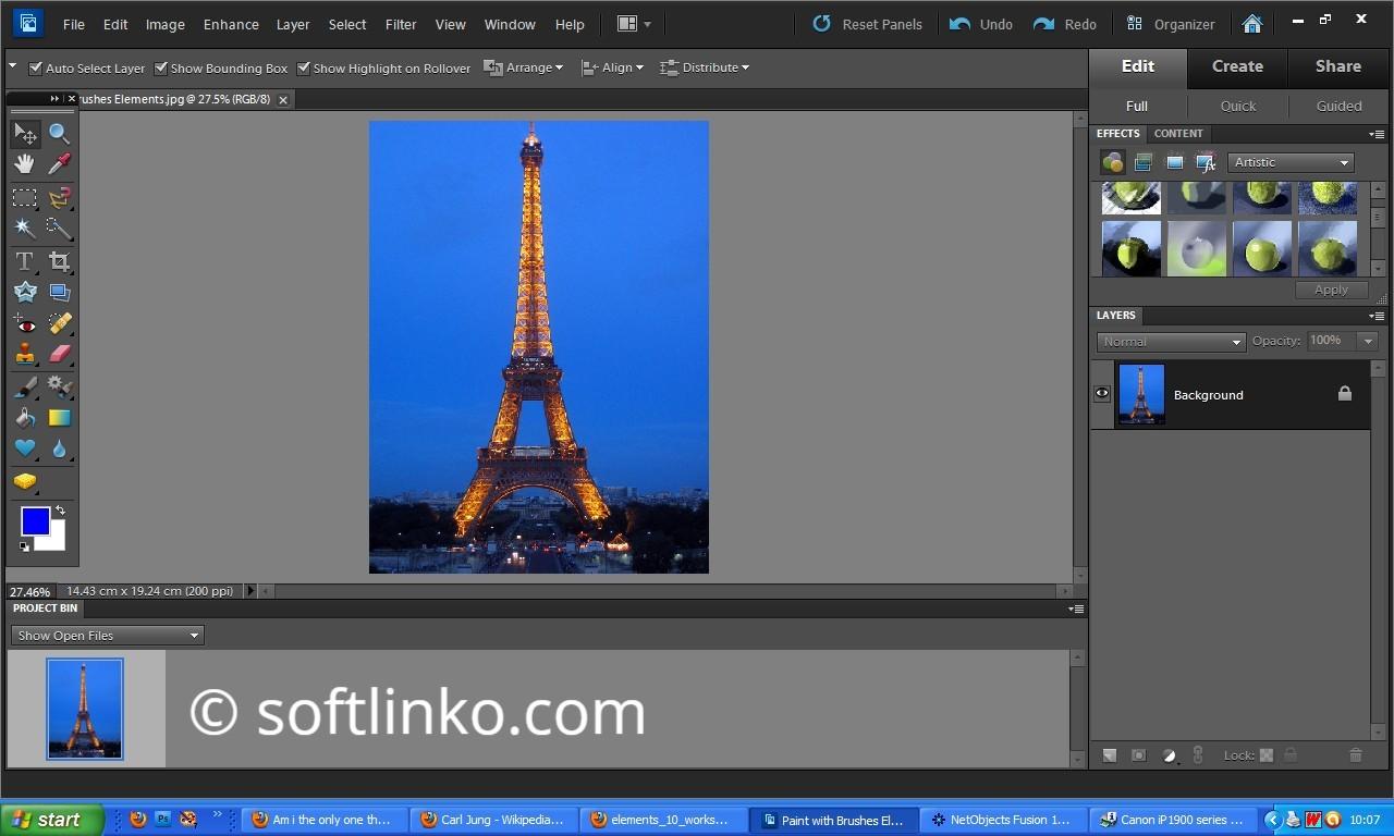 photoshop elements download free