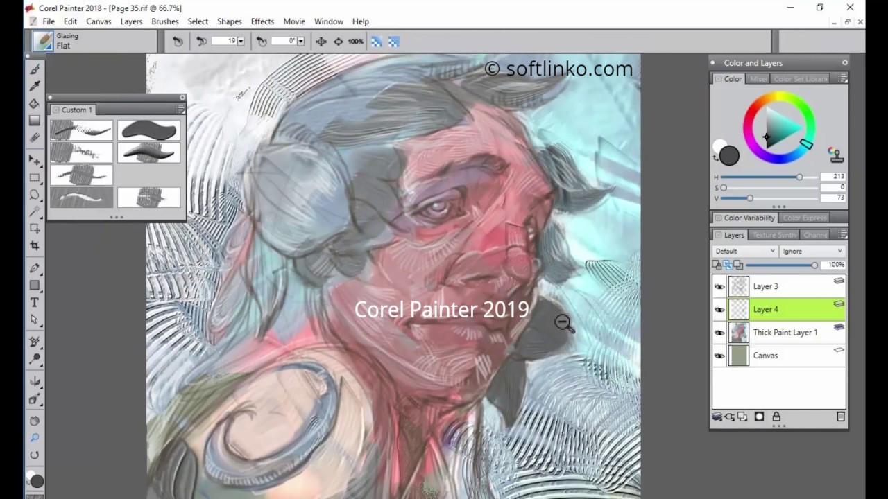 corel painter free downlaod