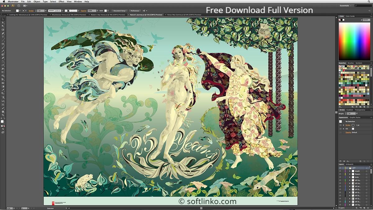 illustrator cs6 free download full version