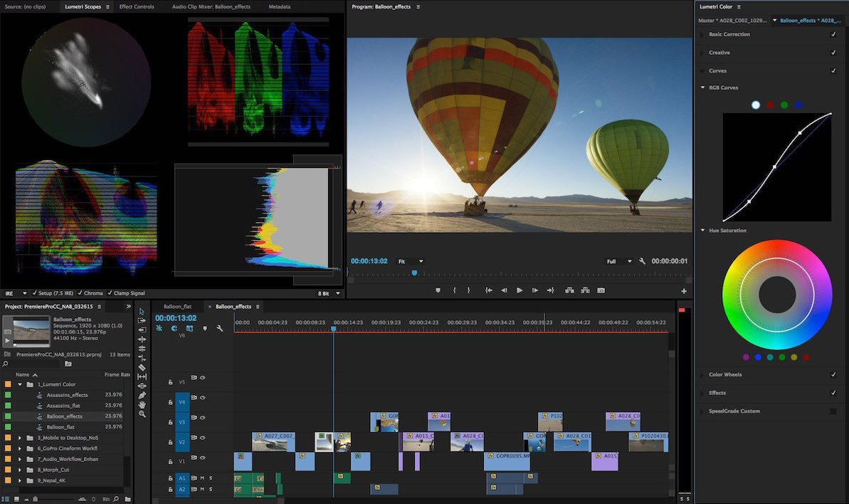 adobe premiere pro free download
