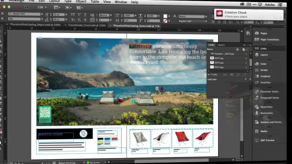 Adobe InDesign CC Portable free download