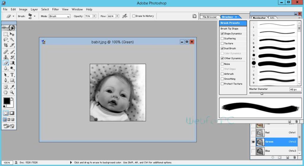 Adobe Photoshop Portable 7