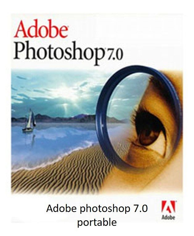 Adobe Photoshop Portable 7 Free Download