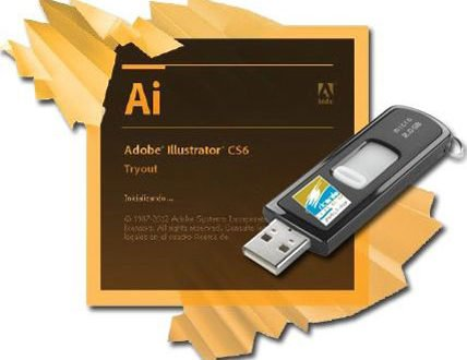 Portable Adobe Illustrator CS6