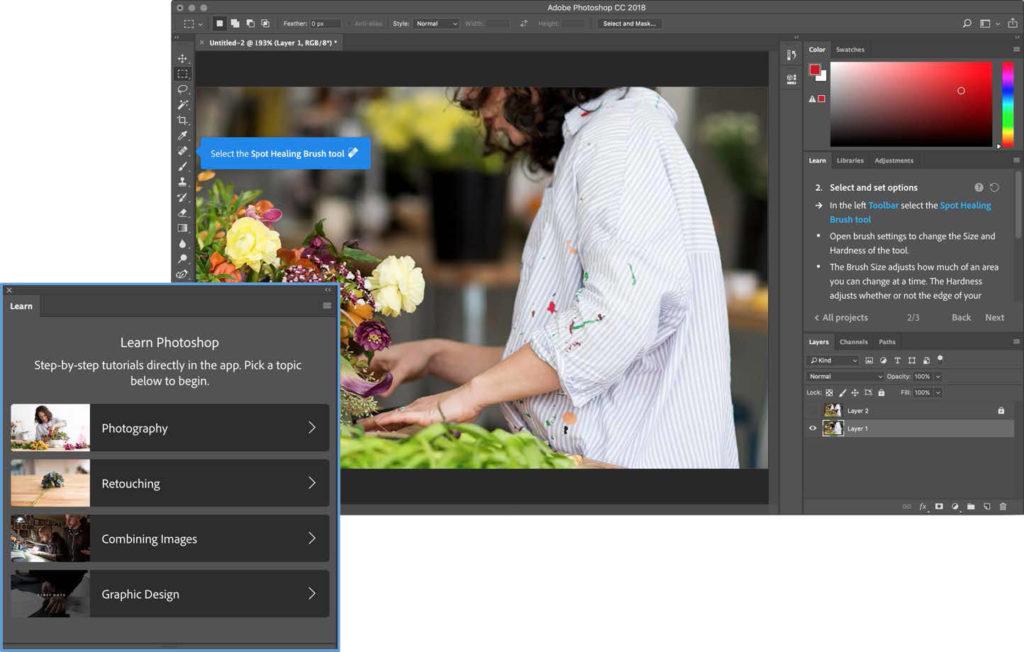 Portable Adobe Photoshop CC 2018