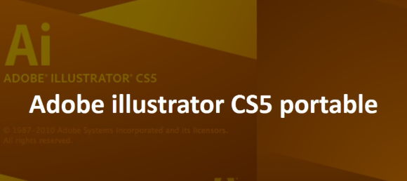 adobe illustrator cs5 portable