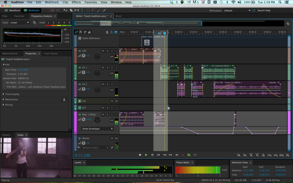 Adobe Audition Pro free download