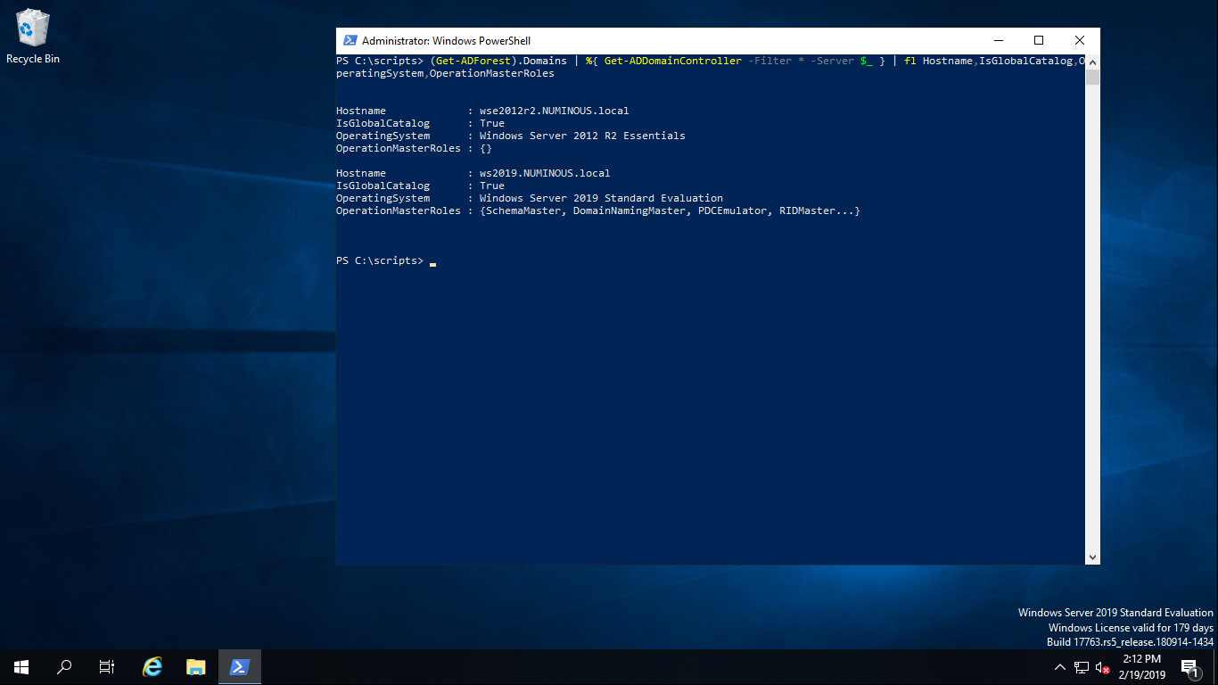 Windows Server 2012 R2 free download