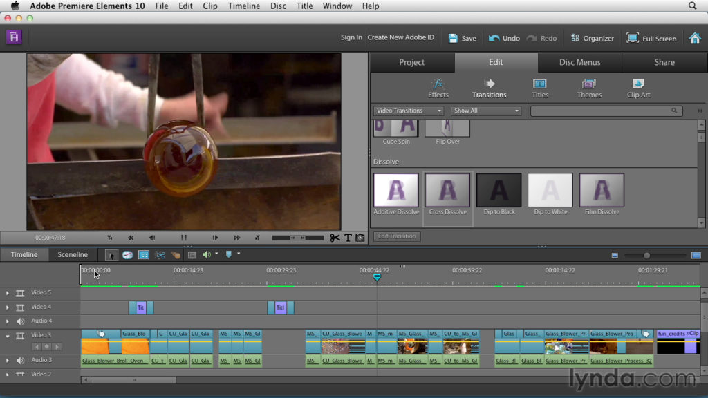 download Adobe Premiere Element free