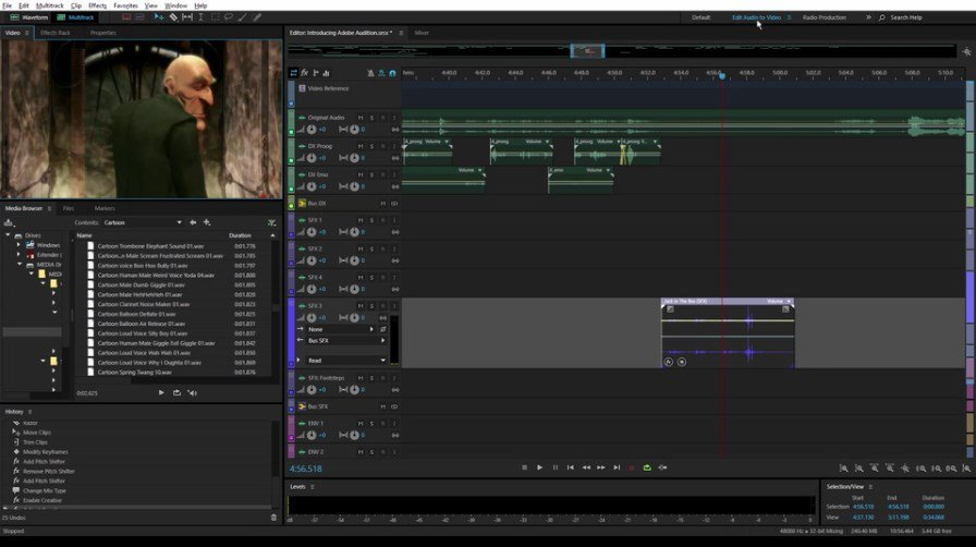free download adobe audition pro