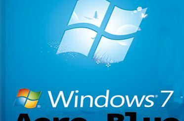 download Windows 7 Aero Blue Lite Edition